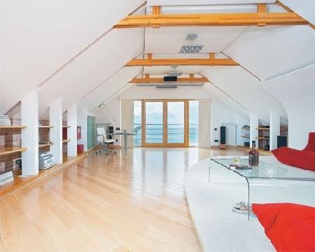 budowaplus pl otwarte przestrzenie szklany dom. Black Bedroom Furniture Sets. Home Design Ideas
