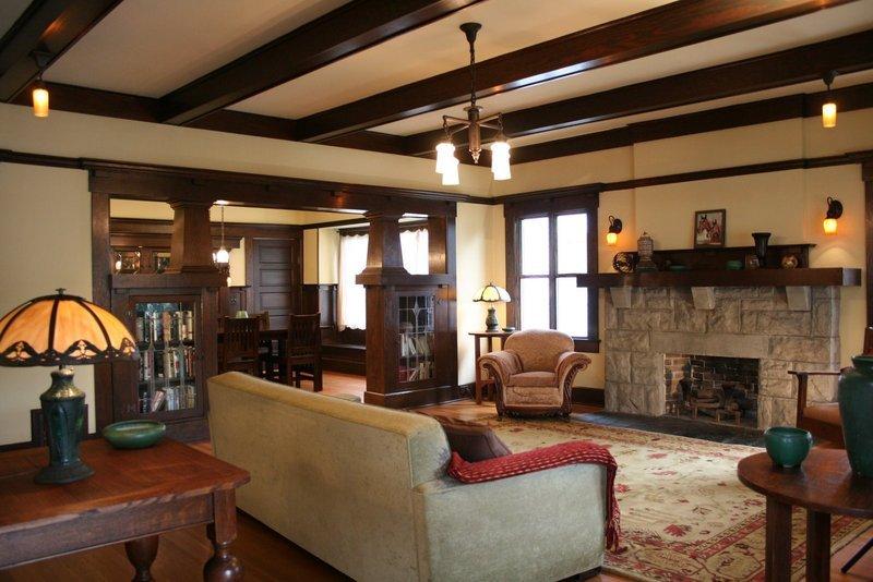 10 Popularnych Wnętrz Salonów
