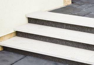 Aranżacja schodów zewnętrznych