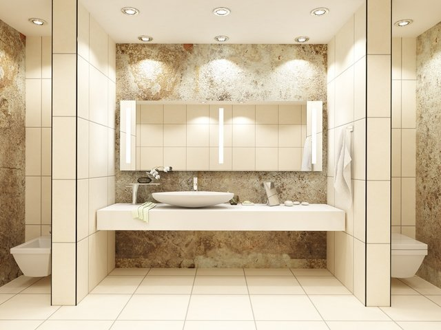 Budowapluspl Wielofunkcyjne Oświetlenie łazienkowe