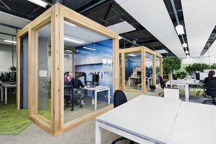 biuro open space | Ecophon Saint-Gobain